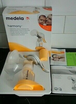 Medela Harmony 2 Phase Expression Manual Breast Pump