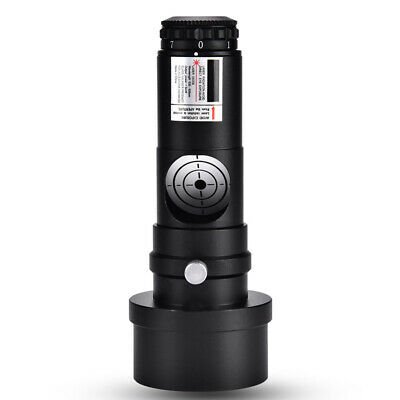 """1.25"""" Telescope Collimation Eyepiece Collimator+Lens Adapter for Newtonian Marca"""