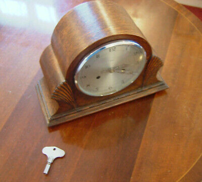 Smiths Enfield striking mantle clock