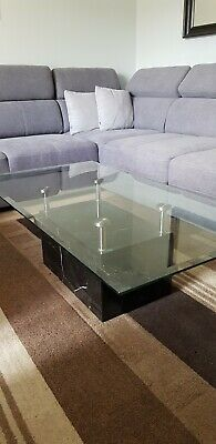 High Gloss Sidelamp Table From Furniture Village 11500