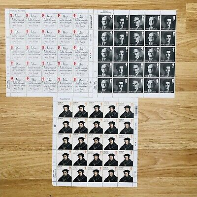 75 X 1st Class Stamps Royal Mail Brand New Unused