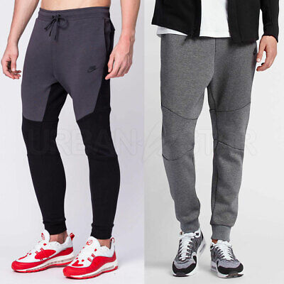 Nike Mens Tech Fleece Bottoms NSW Slim Fit Track Jogging Trousers Training Pants