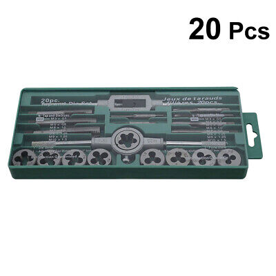 20-in-1 Premium Durable Alloy Steel High Quality Professional Tap and Die Set