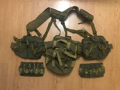 SSO/SPOSN Old sawing Smersh Russian army military FSB AK vest VERY RARE