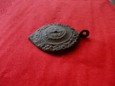 ROMAN  BRONZE ORNAMENT  Dated in II century AD. Authentic 100%