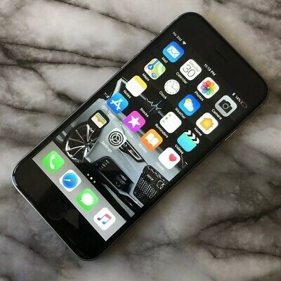 Apple iPhone 6S - 16GB - Space Grey - (Factory Unlocked) - Pristine Condition