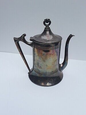 Antique Sheffield Plate 851 Silver Pitcher