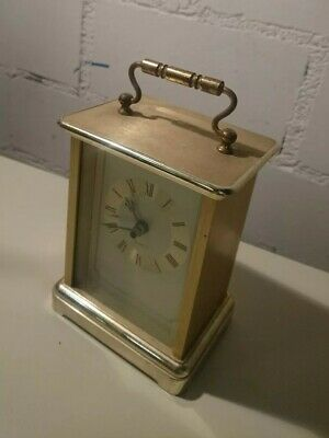 Remington Multi Quartz Carriage Clock Made In West Germany