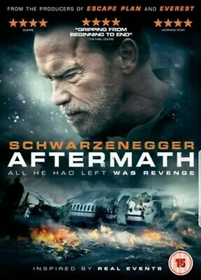 Aftermath DVD *NEW & SEALED*