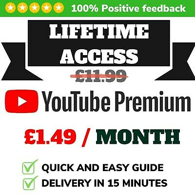 How To Get Youtube Music and Premium for £1.49 / month - Easy and Quick Guide