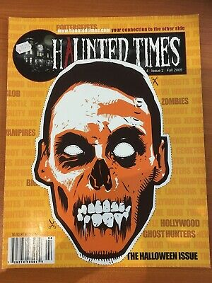 Haunted Times x 1 - Magazine (Volume 4 Issue 2 Fall 2009)