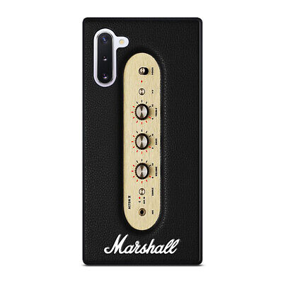 MARSHALL ACTION II BLUETOOTH For Samsung Galaxy Note 3 4 5 8 9 10/10 Plus Case