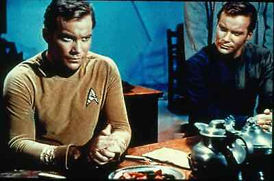 Star Trek William Shatner Leonard Nimoy 6 35Mm Color Transparency Slides
