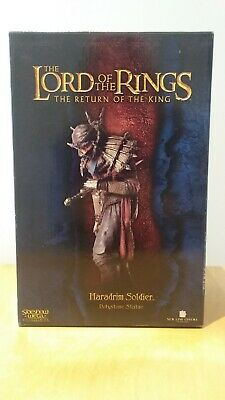 The Lord of the Rings - Haradrim Soldier Polystone Statue