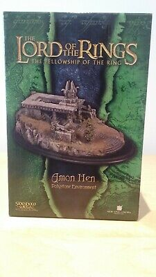 The Lord of the Rings - Amon Hen Polystone Environment Statue