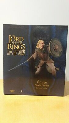 The Lord of the Rings - Eowyn Shield Maiden Polystone Statue