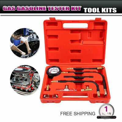 Fuel Injection Compression Gauge of Petrol  Pressure Tester Kit US OE Style