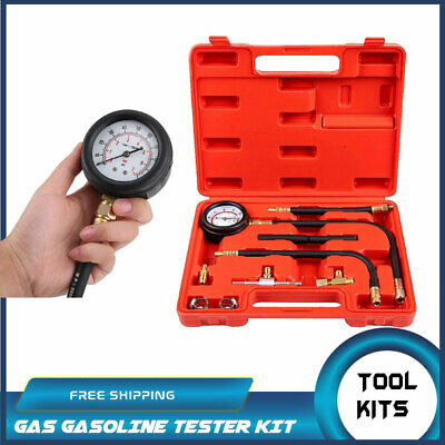 NEW New Upgraded Version Gas  Tester Kit 0-100PSI Tool Kits