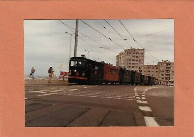 1466 - Oostende - Photo - Tram Tramway