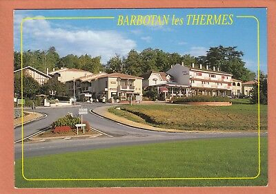396 - Barbotan Les Thermes - Station Thermale - Ecrite