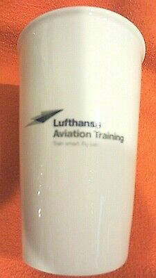 H12,2cm MAHLWERCK THERMObecher Lufthansa Aviation Training European Flight Acad.