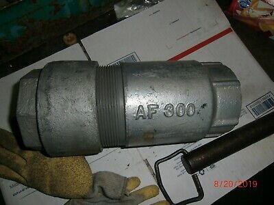 "AF300 or F 300 OZ Gedney, 3""  Conduit Expansion Fitting"