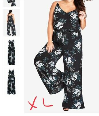 City chic jumpsuit