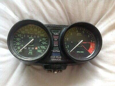 BMW R80RT  speedo / CLOCKS from a complete bike in parts