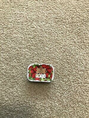 MS little shop collectables Perfect Pick British Strawberries.