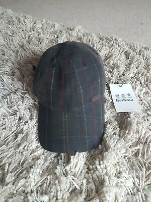 Barbour Darwen Sports Hat Cap BNWT Green