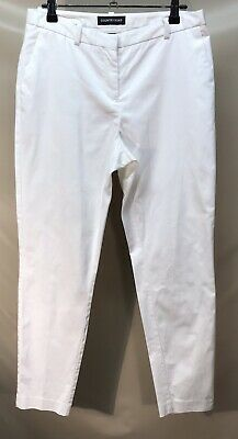 Country Road White Pants - Size 6 - Two Pockets
