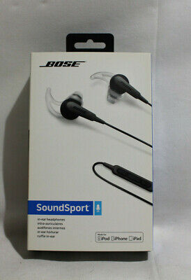 Bose Sound Sport In-Ear Headphones EMPTY BOX only