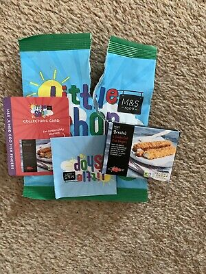 Marks And Spencer M&S Food Little Shop Mini Collectable Jumbo Cod Fish Fingers