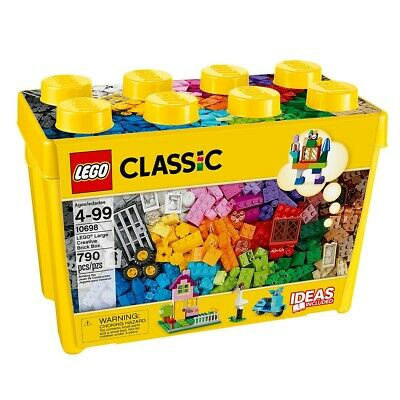 Lego Classic Large Brick Box Model 10698 Kids Christmas Gift