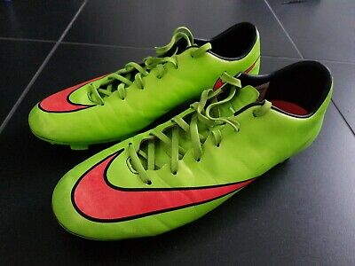 Nike Mercurial Football boots Size 10.