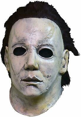 Trick Or Treat Halloween 6 The Curse Of Michael Myers Deluxe Latex Adult Mask