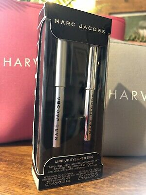 Marc Jacobs Eyeliner Duo High Line Travel Purple Reign And Earthquake