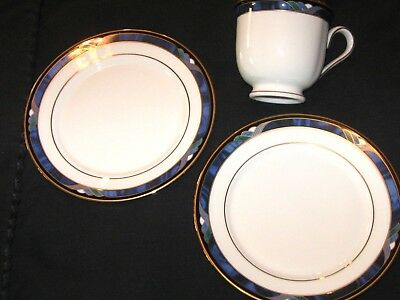 Lot Lenox Royal Kelly China Dinnerware Pieces 2 Butter Dishes 1 Tea Cup NWT USA