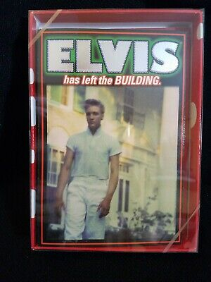 Elvis Presley Christmas Cards - 10 count. New in box.