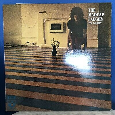 Syd Barrett - The Madcap Laughs - UK Pressing  -Pink Floyd - NM Vinyl!