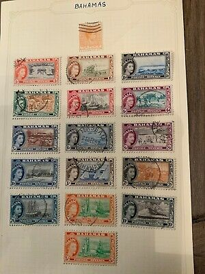british commonwealth stamps collection