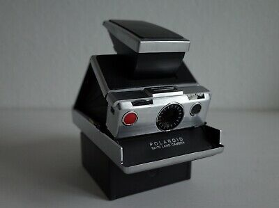 Polaroid SX-70 / good condition, working