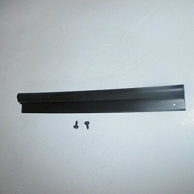 NEW 67-69 Chevy Camaro Firewall Wiring Gutter With Mounting Screws