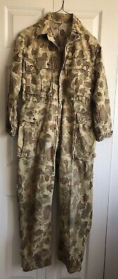 WWII M1942 One-Piece Jungle Suit Marine Raiders USMC 1st Division Named Army WW2
