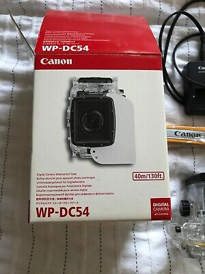 Canon WP-DC54 Waterproof Digital Camera Case