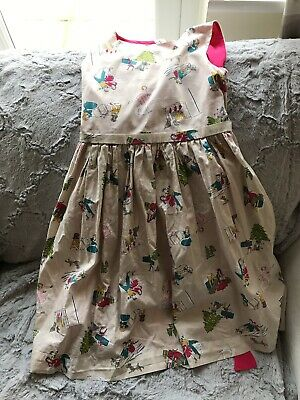Gorgeous Joules Christmas Dress Age 8