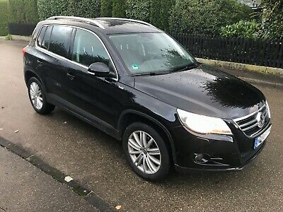 VW Tiguan 2.0 TDI 4Motion 5N 2011
