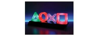 PlayStation PP4140PS Icons Light - Multicolour Neon