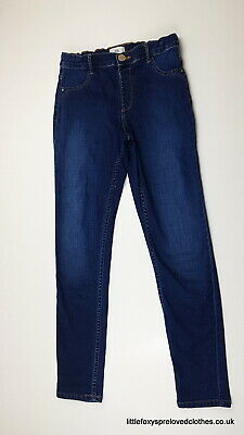11 year River island boys jeans denim trousers stylish comfy quality