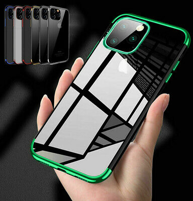 Case for iPhone 11 11 Pro Max ShockProof Soft Phone Cover TPU Silicone Cover